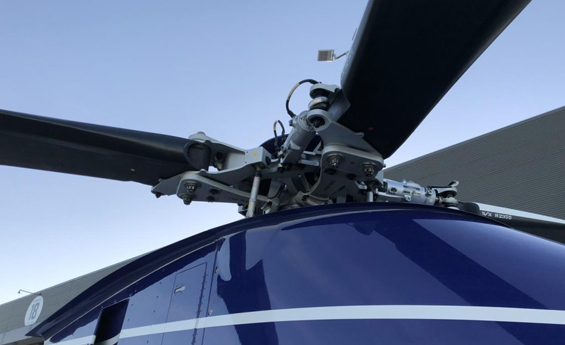 helicopter rotor